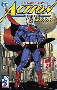 Action Comics, Vol. 1, #1000. Image © DC Comics