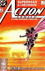 Action Comics, Vol. 1, #598. Image © DC Comics