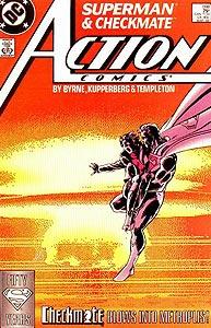 Action Comics 598.  Image Copyright DC Comics