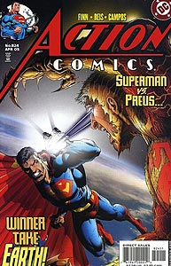Action Comics, Vol. 1, #824. Image © DC Comics