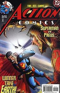 Action Comics, Vol. 1, #824. Image © DC Comics