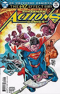 Action Comics, Vol. 1, #992. Image © DC Comics
