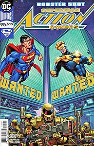 Action Comics, Vol. 1, #995. Image © DC Comics