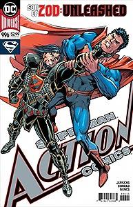 Action Comics, Vol. 1, #996. Image © DC Comics