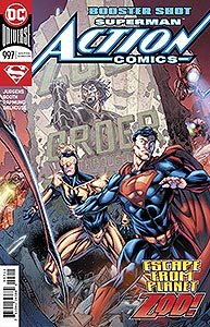 Action Comics, Vol. 1, #997. Image © DC Comics