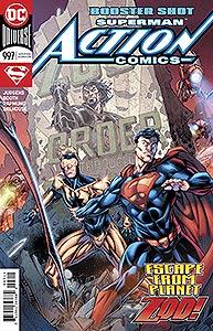 Action Comics 997.  Image Copyright DC Comics