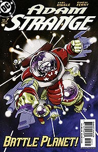 Adam Strange, Vol. 2, #7. Image © DC Comics