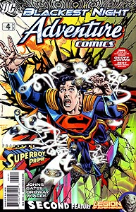 Adventure Comics 4.  Image Copyright DC Comics