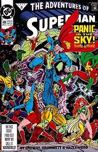 The Adventures of Superman, Vol. 1, #488. Image © DC Comics