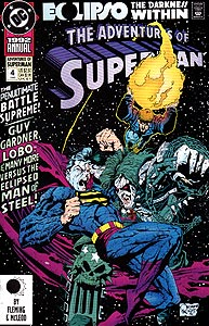 The Adventures of Superman Annual, Vol. 1, #4. Image © DC Comics