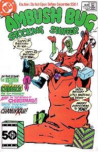 Ambush Bug Stocking Stuffer, Vol. 1, #1. Image © DC Comics