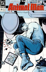 Animal Man, Vol. 1, #20. Image © DC Comics