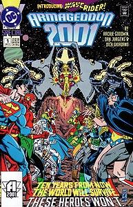 Armageddon 2001, Vol. 1, #1. Image © DC Comics