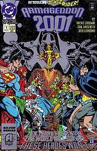 Armageddon 2001 1. Reprint Cover Image Copyright DC Comics