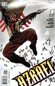 Azrael, Vol. 2, #1. Image © DC Comics