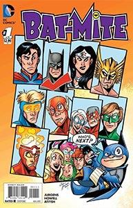 Bat-Mite, Vol. 1, #1. Image © DC Comics