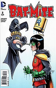 Bat-Mite, Vol. 1, #3. Image © DC Comics
