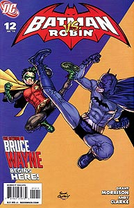 Batman and Robin, Vol. 1, #12. Image © DC Comics
