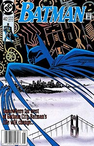 Batman, Vol. 1, #462. Image © DC Comics