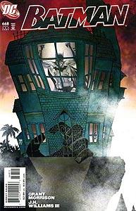 Batman, Vol. 1, #668. Image © DC Comics