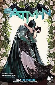 Batman Volume 7: The Wedding, Vol. 1, #1. Image © DC Comics