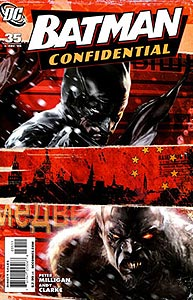 Batman Confidential, Vol. 1, #35. Image © DC Comics