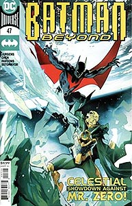 Batman Beyond, Vol. 6, #47. Image © DC Comics