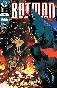 Batman Beyond, Vol. 6, #49. Image © DC Comics