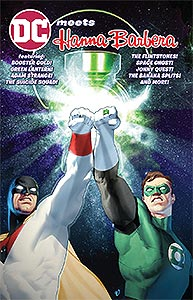 DC Meets Hanna-Barbera 1.  Image Copyright DC Comics
