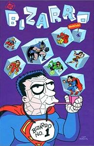 Bizarro Comics 1.  Image Copyright DC Comics