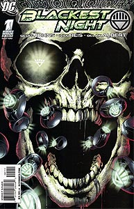 Blackest Night, Vol. 1, #1. Image © DC Comics