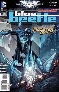 Blue Beetle, Vol. 3, #11. Image © DC Comics
