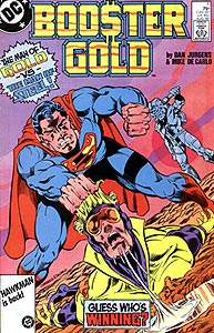 Booster Gold, Vol. 1, #7. Image © DC Comics