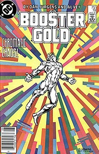 Booster Gold, Vol. 1, #19. Image © DC Comics