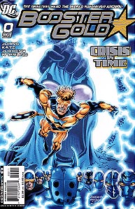 Booster Gold 0.  Image Copyright DC Comics