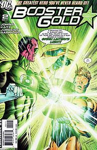 Booster Gold 2.  Image Copyright DC Comics