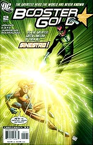 Booster Gold 2. Variant Cover Image Copyright DC Comics