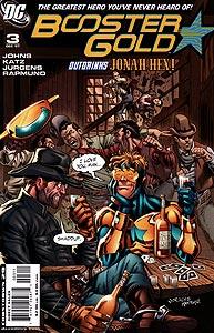 Booster Gold 3.  Image Copyright DC Comics