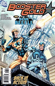 Booster Gold 7.  Image Copyright DC Comics