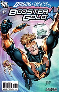 Booster Gold, Vol. 2, #17. Image © DC Comics