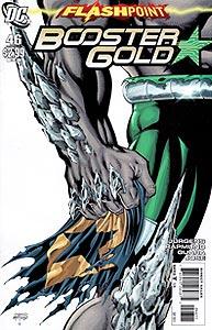 Booster Gold, Vol. 2, #46. Image © DC Comics