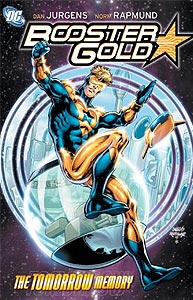 Booster Gold: The Tomorrow Memory, Vol. 1, #1. Image © DC Comics