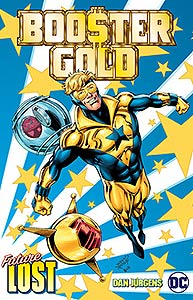 Booster Gold: Future Lost 2.  Image Copyright DC Comics