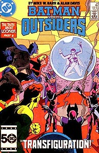 Batman and the Outsiders, Vol. 1, #30. Image © DC Comics
