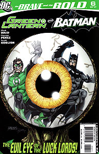 The Brave and the Bold, Vol. 3, #6. Image © DC Comics