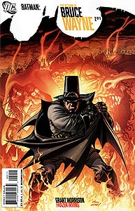 Batman: The Return of Bruce Wayne 2.  Image Copyright DC Comics