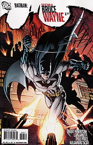 Batman: The Return of Bruce Wayne, Vol. 1, #6. Image © DC Comics