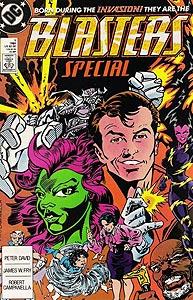 Blasters Special, Vol. 1, #1. Image © DC Comics