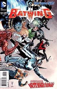Batwing, Vol. 1, #12. Image © DC Comics