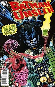 Batman Unseen, Vol. 1, #2. Image © DC Comics